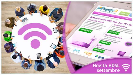 OFFERTE ADSL E TELEFONO: TUTTE LE NOVITÀ DEGLI OPERATORI