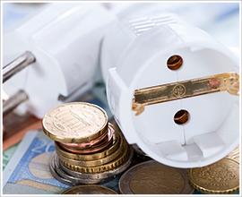 BOLLETTE: IN  CALO IL GAS, CRESCE IL COSTO DELL'ENERGIA