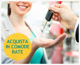 Acquista in comode rate