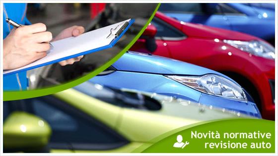 REVISIONE AUTO: NOVITÀ NORMATIVE SUI CONTROLLI